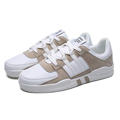 YiWu Chaussures pour Hommes Wild Movement Casual Shoes Chaussures de Sport (Couleur : C, Size : EU39/UK6.5/CN40)