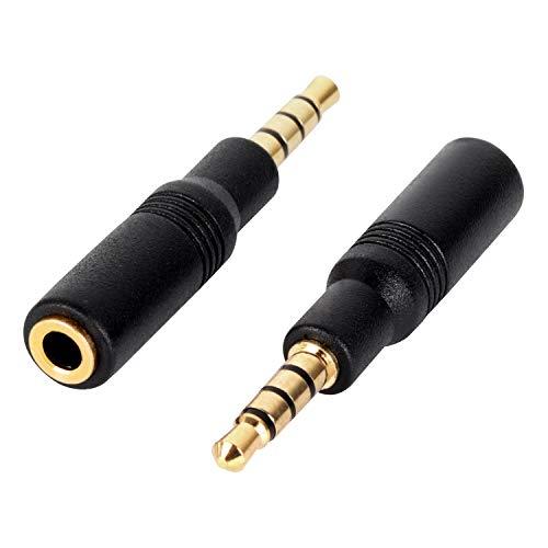 Universal 3.5mm OMTP to CTIA Earphone Converter Adapter(1pc)