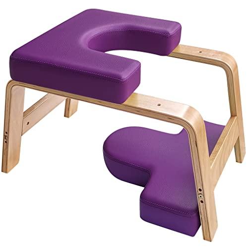 Restrial Life Silla de Inversión Yoga - Silla de Yoga de pie para la Familia, el Gimnasio...