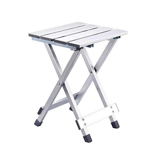 HYLH Super leichte tragbare Klappstuhl Outdoor Klappstuhl Aluminiumlegierung Angeln Skizzierstuhl