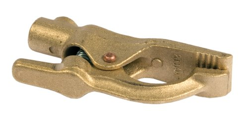 Forney 54300 Welding Ground Clamp, 200-Amp, Brass