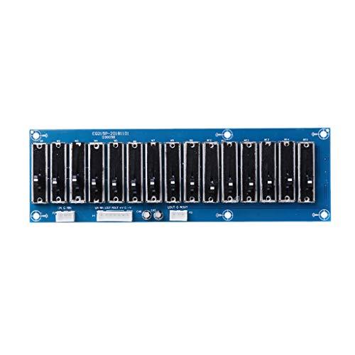 Vivitoch Equalizer-Board, Stereo, Dual Channel, einstellbare Tone Boards, Vorverstärker, Frontplatte für Verstärker 15
