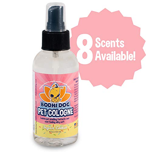 New Natural Sugar Cookie Pet Cologne