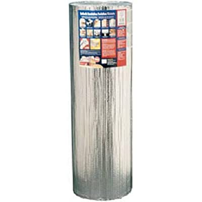 Reflectix BP48050 48-Inch-by-50-Feet Square Edge Bubble-Pack Insulation from Reflectix