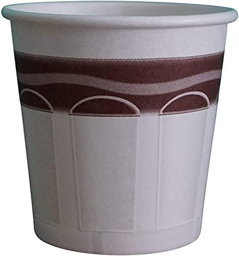 Gastro-Bedarf-Gutheil 100 Coffee to go Becher 100ml Pappbecher Espressobecher Mocca Tschai Tee