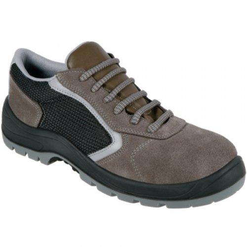 Panter M127655 - Zapato seguridad cauro oxigeno piel natural talla 41