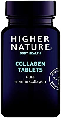 Higher Nature Collagen, High Strength - Pack of 180 by Higher Nature