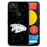 Stuff4 Phone Case for Google Pixel 5 Empire Galaxy Wars