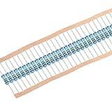 uxcell 金属膜抵抗器 レジスター 0.15Ω 2W 許容差1% 5カラーバンド 全長63mm 30枚入り