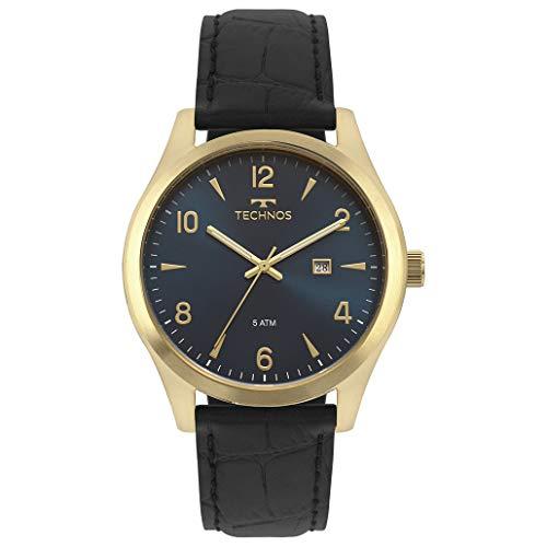 Relógio Technos Masculino Ref: 2115mrx/2a Dourado