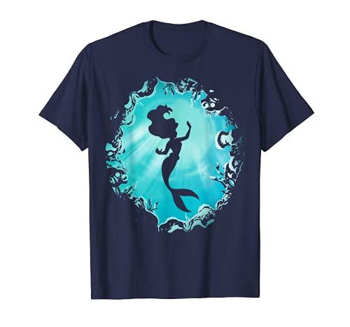 Disney Little Mermaid Ariel's Grotto Graphic T-shirt