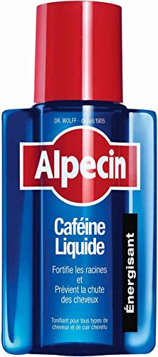 Alpecin Caféine Liquide Lotion cheveux homme 1x 200ml...