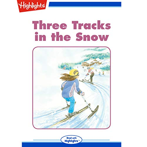 Three Tracks in the Snow cover art