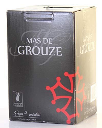 Cubi de vin Rouge 5 L - Vigneron Indépendant - AOP Gaillac - Mas de Grouze