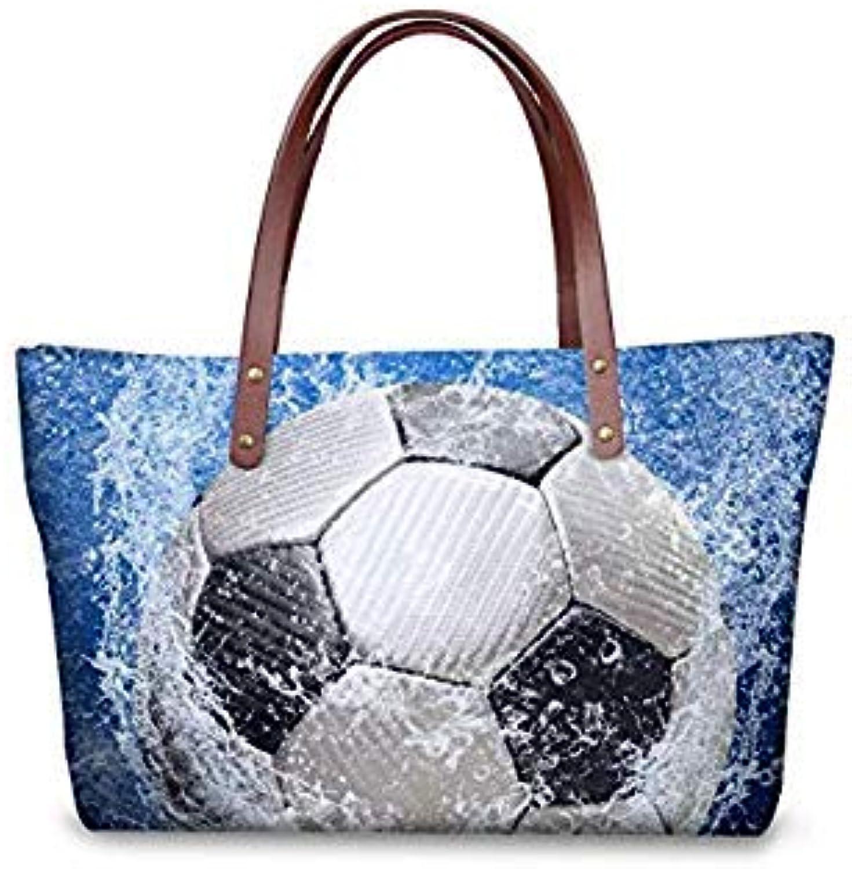 Bloomerang FORUDESIGNS New Women Handbag Water Ball Top-Handle Bags for Ladies Travel Beach Summer Female Totes Casual Large Bolsa Feminina color W4118AL 49x29x39x11.5cm
