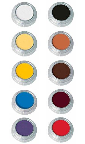 2.5 ml Crème Maquillage Professionnel 1521-Mort