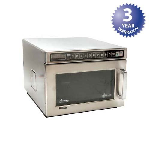 AMANA Heavy-Duty Microwave 1800W HDC18