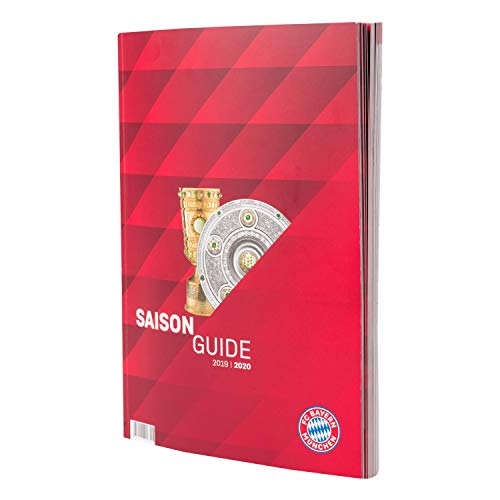 FC Bayern München Jahrbuch 2019/20 Buch, Chronik, Saisonguide FCB