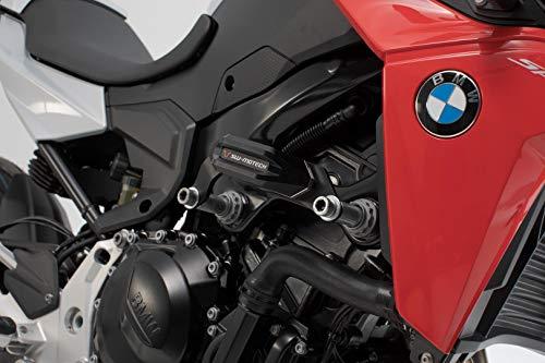 SW-Motech Motorrad Sturzpad-Kit für BMW F 900 R schwarz