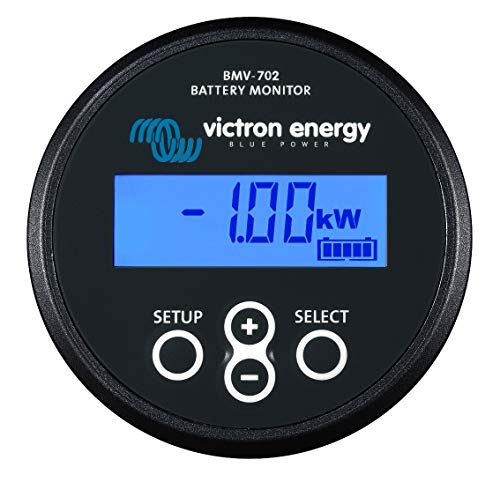 Batterie Monitor BMV-702 (schwarz)
