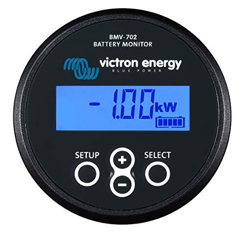 Victron Energy -Moniteur double batterie possible BMV-702
