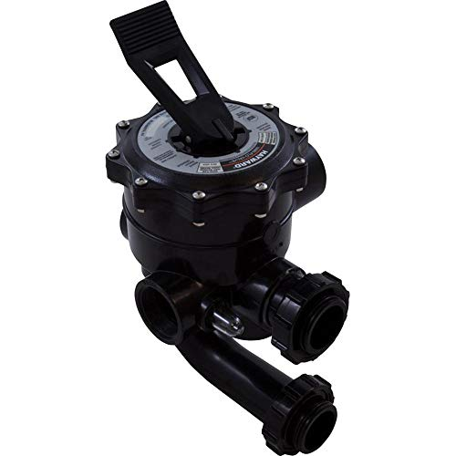 """Válvulas Selectoras Hayward para filtros de arena - SP0715X62E Lateral 6 Posiciones 2"""" S0310S, S0360S"""
