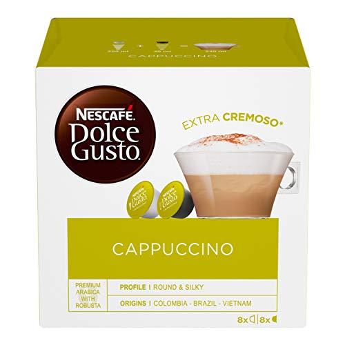 Nescafé Dolce Gusto Cappuccino - 96 Capsule