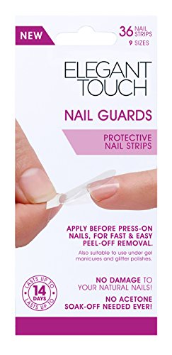 Elegant Touch Vernis à ongles gardes, Lot de 36