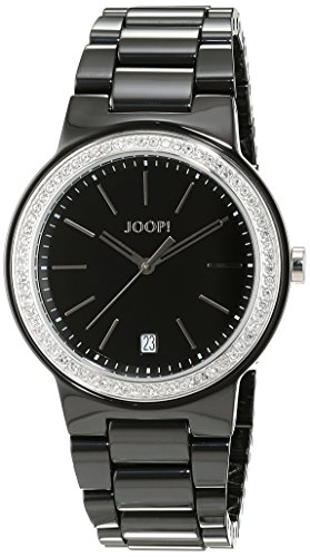 Joop Damen-Armbanduhr Sensation Ladies Analog Quarz Keramik JP100792F01