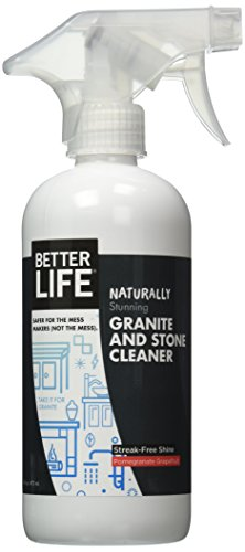 16oz Better Life Granite Stone Countertop Cleaner  $3.31 at Amazon