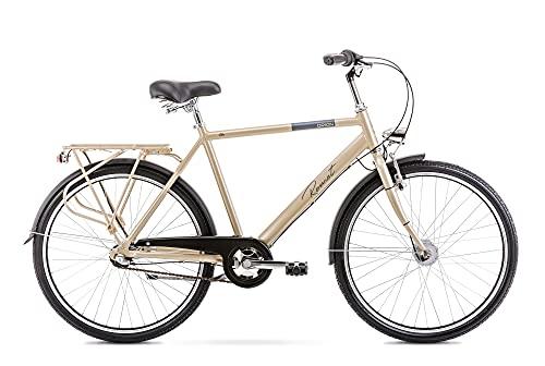 breluxx® 26 Zoll ALU Retro Herrefahrrad...