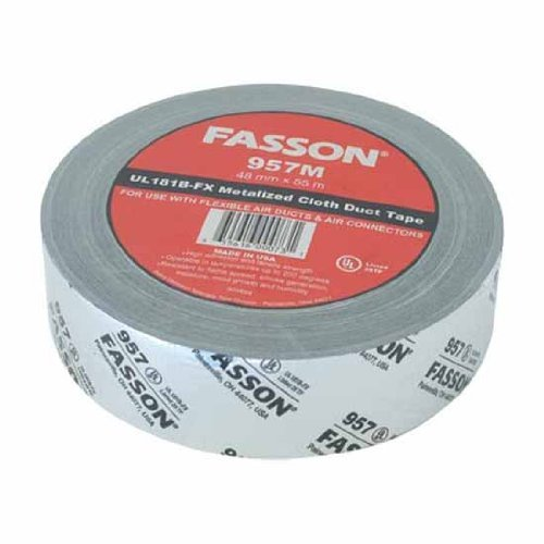 957 Fasson Cloth Duct Tape Ul 181b-fX