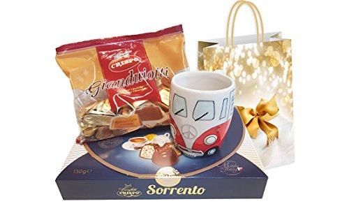 IRPot - Confezione regalo - Cioccolatini e Tazza cod. KITCR01