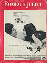 Love Theme From Romeo & Juliet - Vintage Sheet Music