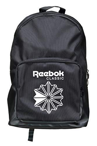 Reebok DA1231 Cl Core Backpack Mochila Tipo Casual, 25 cm, 24 litros, Negro