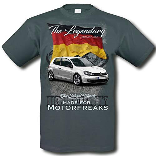 youtex Golf 6 GTI Vintage T Shirt (L)