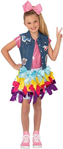 Rubie's JoJo Siwa Costume Bow Dress, Small