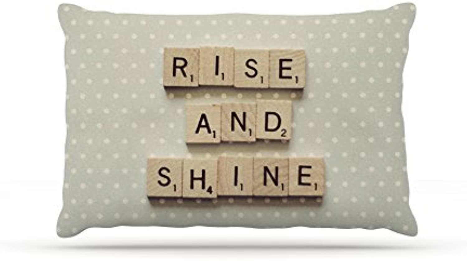 Kess InHouse Cristina Mitchell Rise and Shine  Fleece Dog Bed, 50 by 60