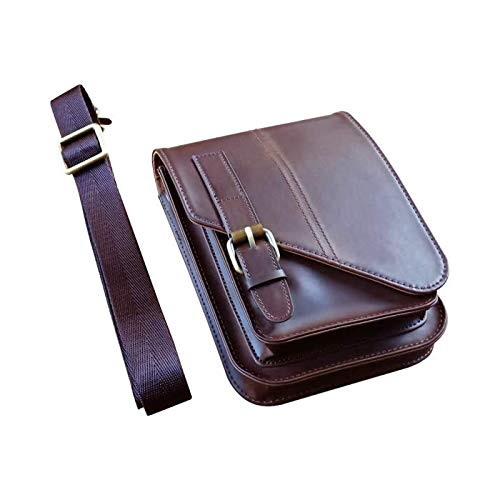 Official GPD Brown Travel Carry Case with Separate Pouches for GPD Micro PC, GPD XD Plus and GPD Win 2