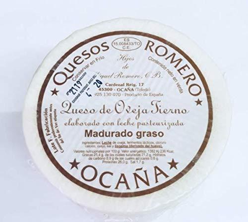 QUESO ROMERO OCAÑA TIERNO