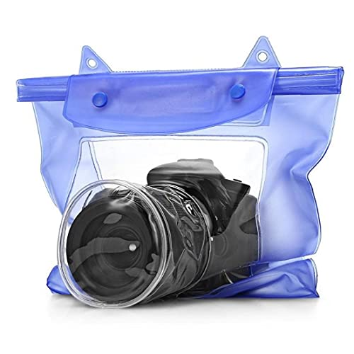 Zonster 1pc wasserdichte Kamera-Tasche, Unterwasser-gehäuse-Kasten PVC-digitalkamera-objektiv Dry Schutz-Beutel-Beutel Für DSLR