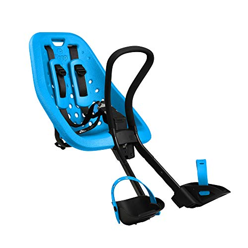 Thule Yepp Mini Bicycle Child Seat, Blue