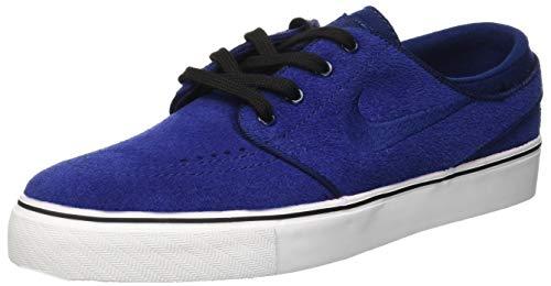 Nike Stefan Janoski (GS), Zapatillas de Skateboard para Hombre, Azul (Blue Void/Blue Void/Black/Summit 409), 37.5 EU