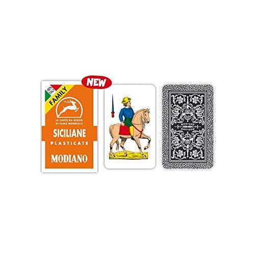 Modiano - Sizilianische Regionskarten 300101