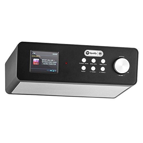 auna KR-200 Radio sottopensile da cucina con interfaccia WiFi