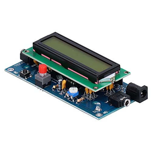 Morse Code Reader, LED Screen DC7-12V CW Decoder Morse Code Translator Reader Audio Decoding Module, for CW