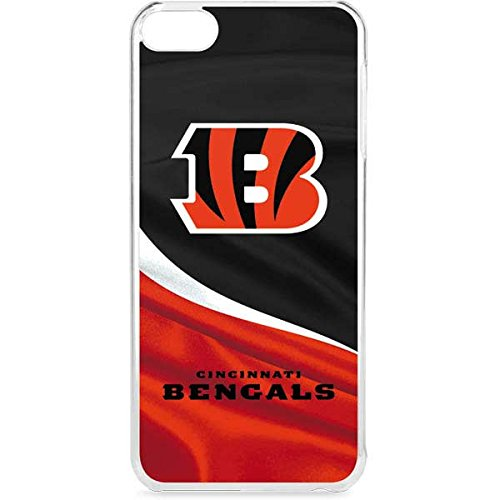 Skinit LeNu MP3 Player Case for iPod Touch 6th Gen - Officially Licensed NFL Cincinnati Bengals Design