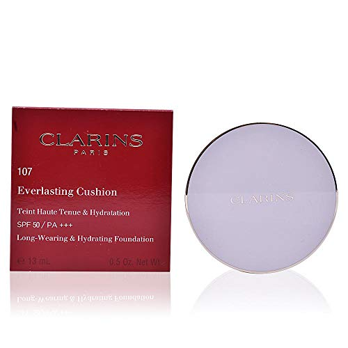 Clarins Cushion Haute Tenue Fondo de Maquillaje Tono 107 Beige - 30 ml
