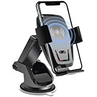 Fast Charging Qi Wireless Car Charger Mount