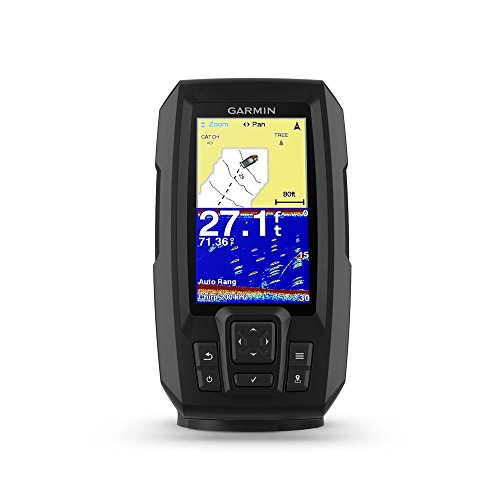 Product Image 1: Garmin STRIKER PLUS 4cv Bundle with CV20-TM transducer and Protective Cover